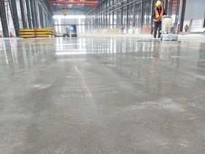 温岭精锻--固化剂地坪